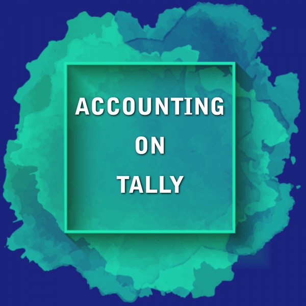 Monthly Accounting on Tally